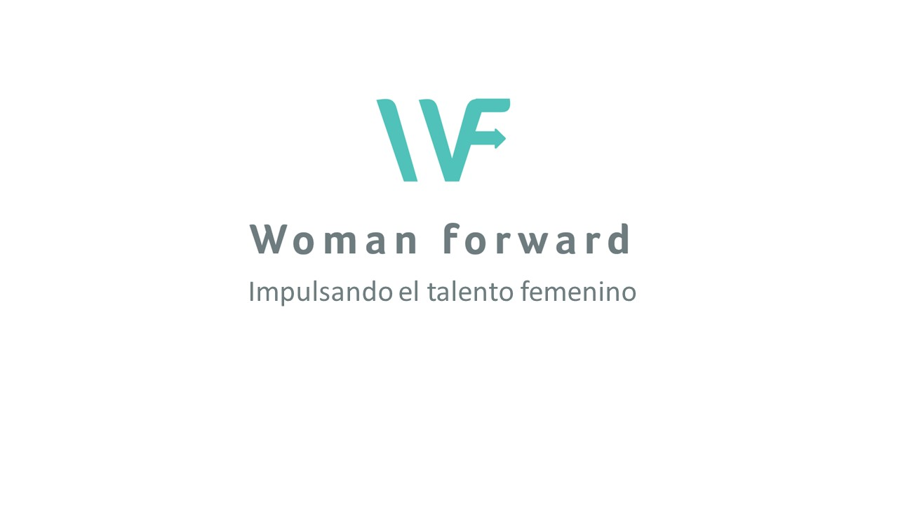 woman forward
